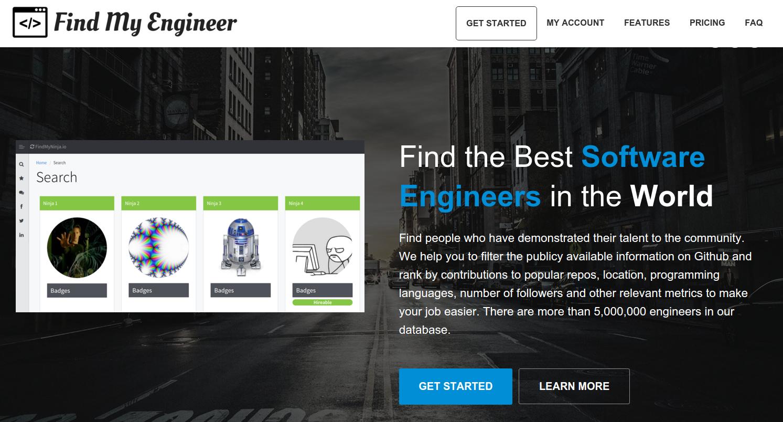 Find My Engineer